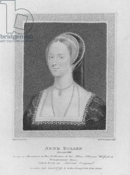 Anne Bullen (engraving)