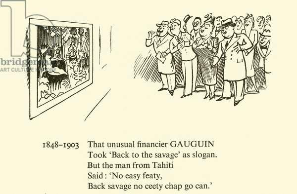Gauguin (litho)