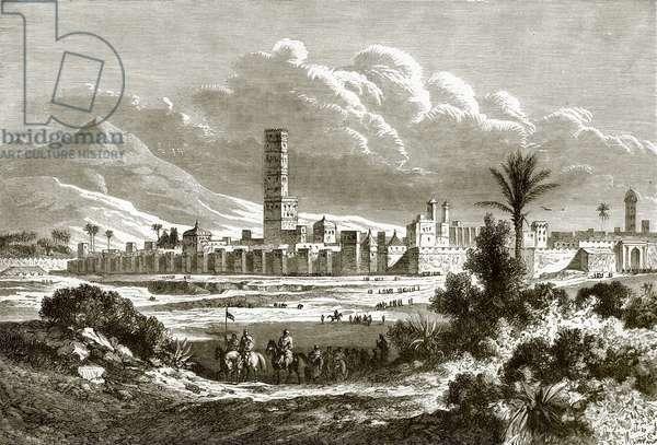 City of Morocco
