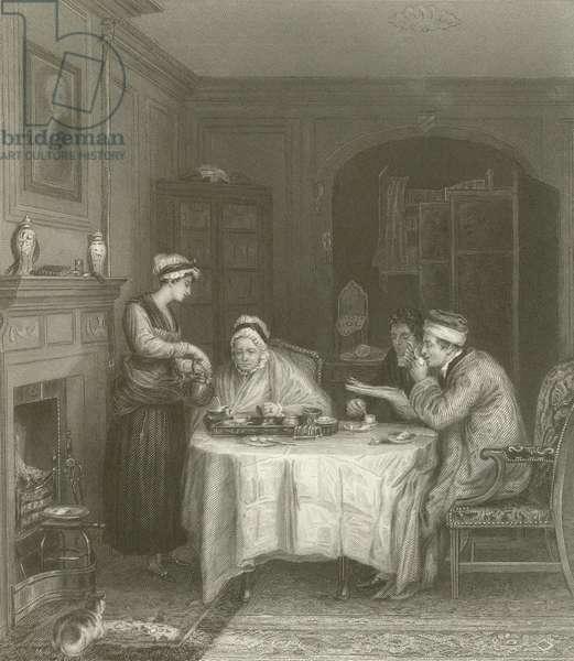 The Breakfast (engraving)