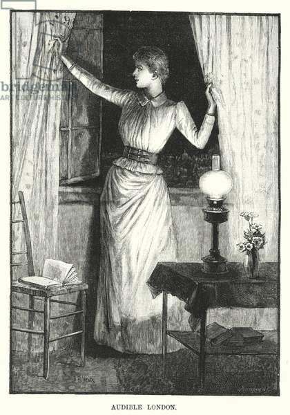 Audible London (engraving)