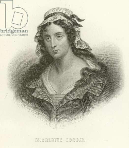 Charlotte Corday (engraving)