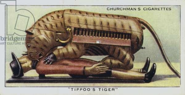 Treasure Trove: Tippoo's Tiger (colour litho)