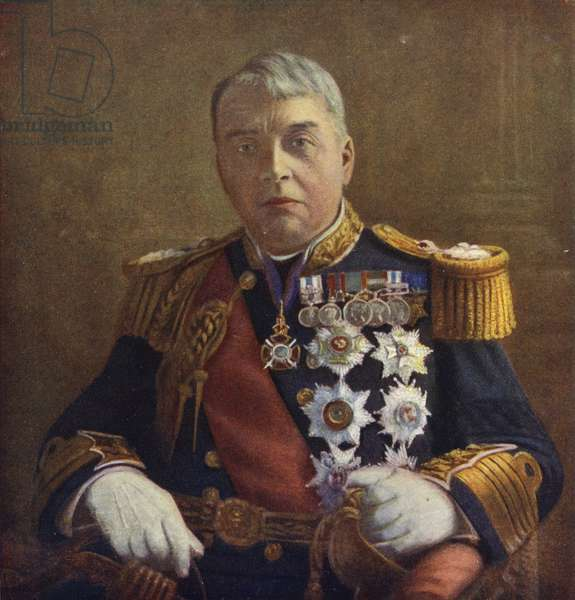 Admiral of the Fleet Lord Fisher, First Sea Lord of the Admiralty (photo)