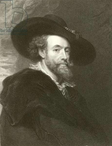 Peter Paul Rubens (engraving)