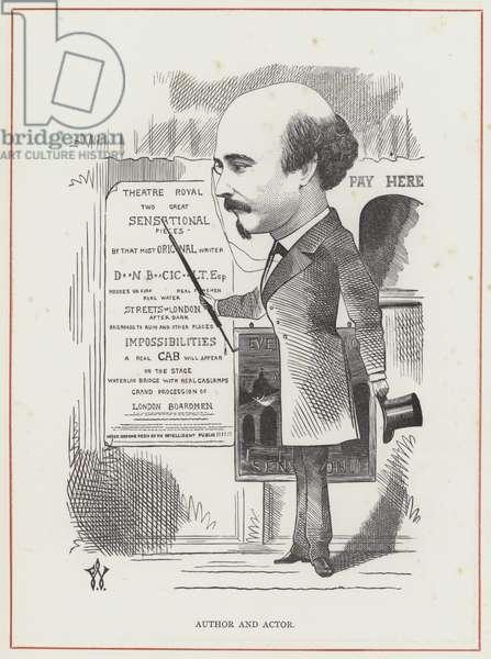 Dion Boucicault (engraving)