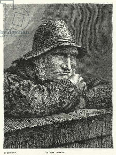 On the Look-Out (engraving)