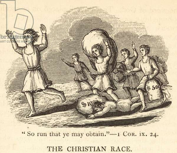 The Christian Race (engraving)