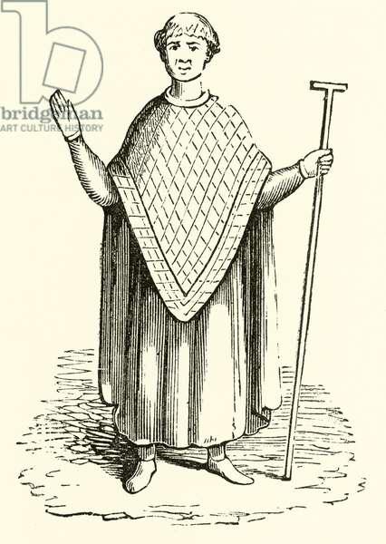 Odo, Bishop of Bayeux (engraving)