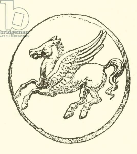 Pegasus (engraving)