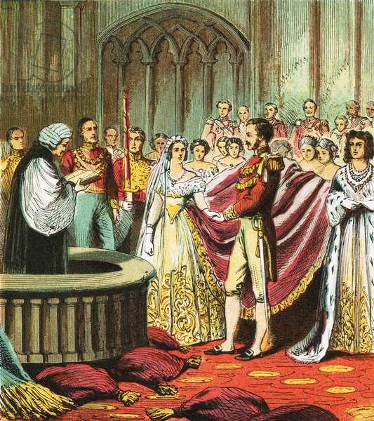 Marriage of Queen Victoria
