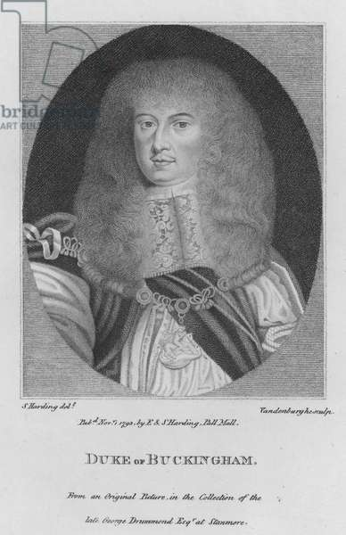 Duke of Buckingham (engraving)