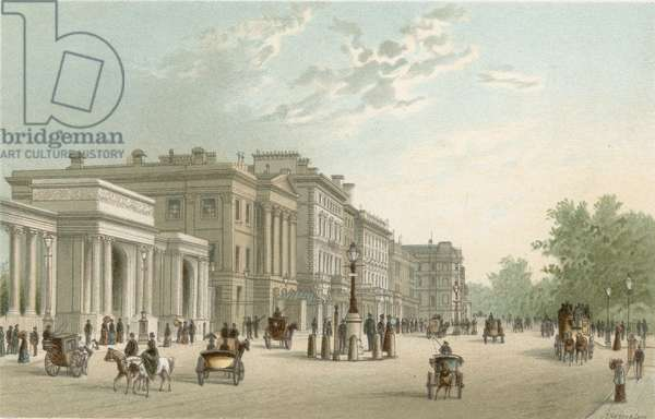Hyde Park Corner--Piccadilly