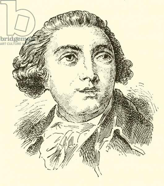 Giovanni Paisiello (Paesiello), 1741-1815 (engraving)