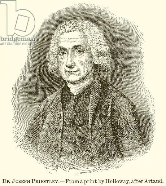 Dr. Joseph Priestley (engraving)