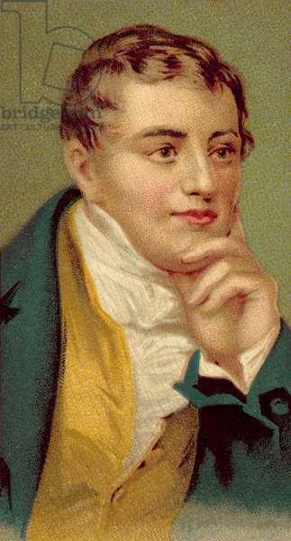 Sir Humphry Davy (chromolitho)