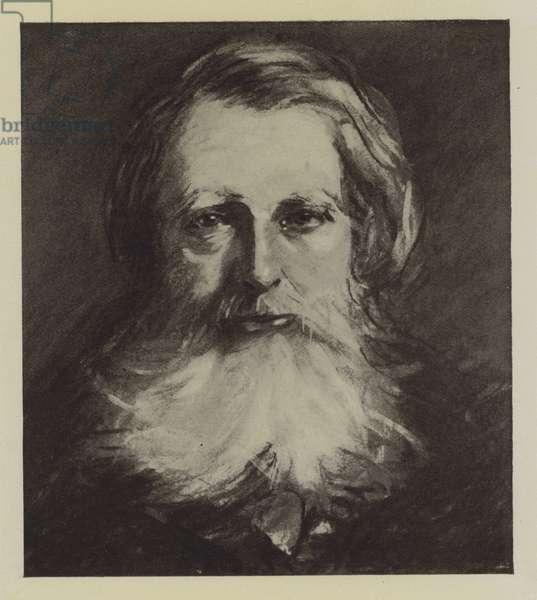 John Ruskin (litho)