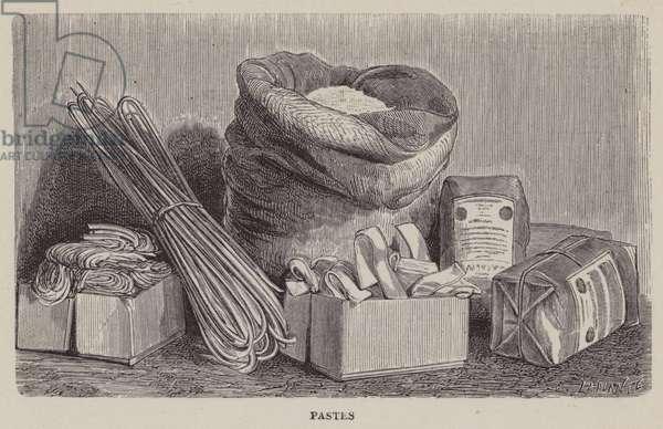 Pastes (engraving)
