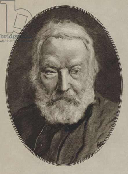 Victor Hugo (litho)