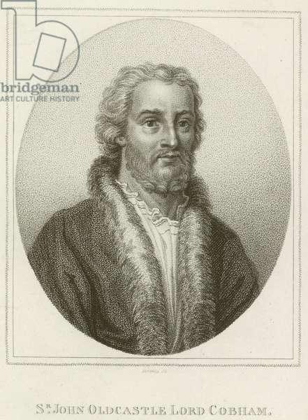 Sir John Oldcastle, Lord Cobham (engraving)