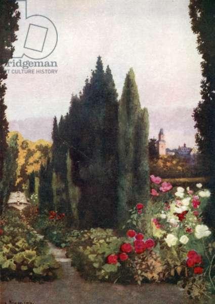 The Rose Garden, Friedrichshof