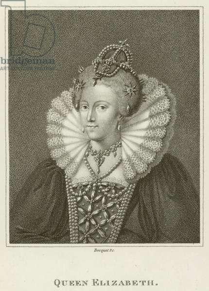 Queen Elizabeth (engraving)