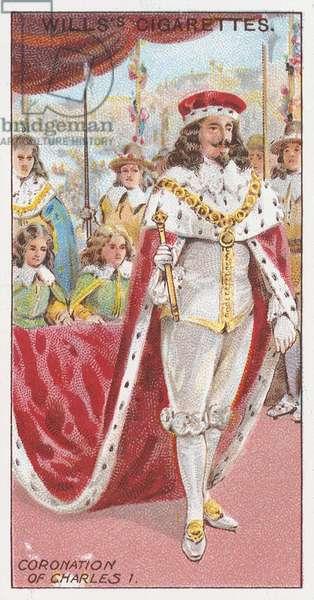 Coronation of Charles I