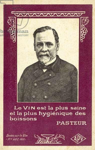 Louis Pasteur (litho)