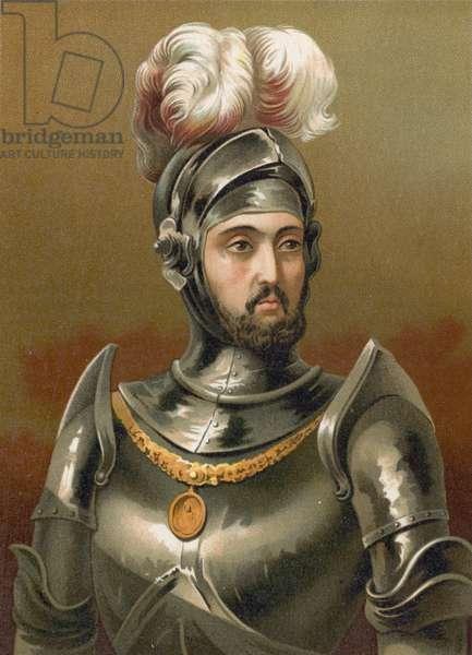 Diego Columbus, eldest son of Columbus