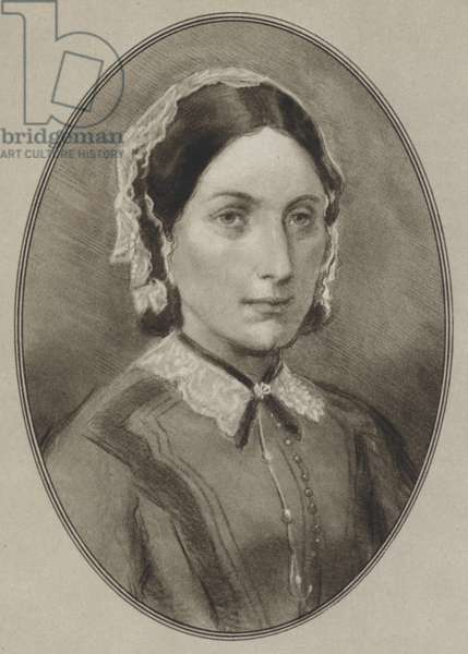 Florence Nightingale (litho)