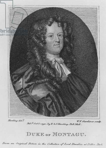 Duke of Montagu (engraving)