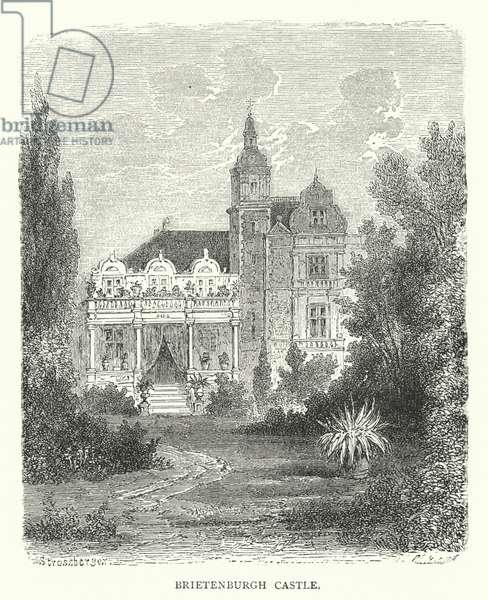 Brietenburgh Castle (engraving)