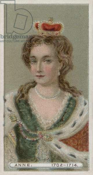 Queen Anne (chromolitho)