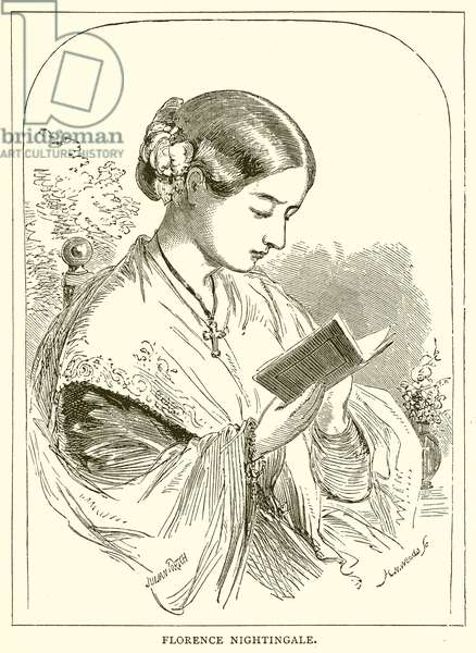 Florence Nightingale (engraving)