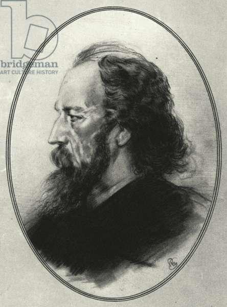 Tennyson (litho)
