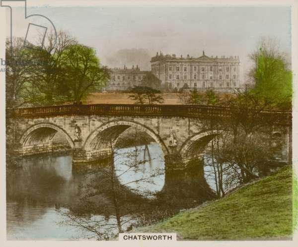 Chatsworth (coloured photo)