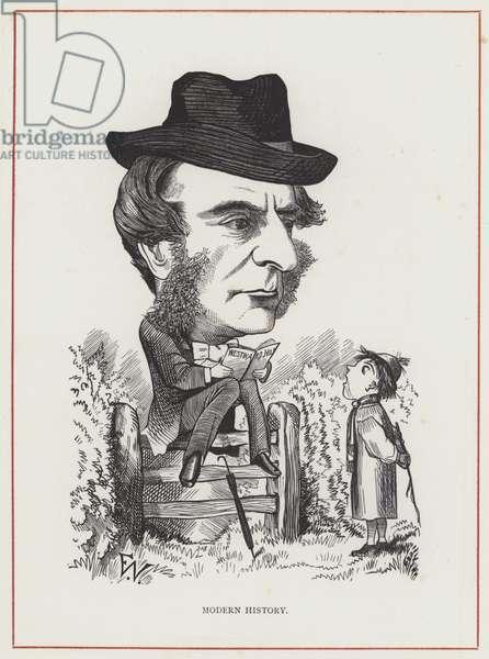 Charles Kingsley (engraving)