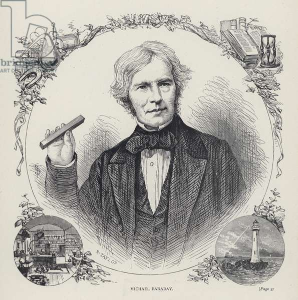 Michael Faraday (engraving)