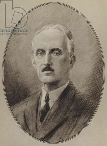 Portraits of Composers: Puccini (litho)