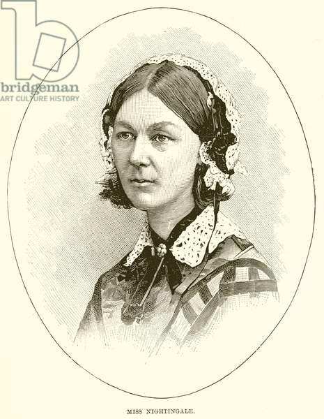 Miss Nightingale (engraving)