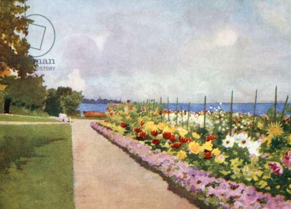 The Garden by the Sea, Villa Hvidore