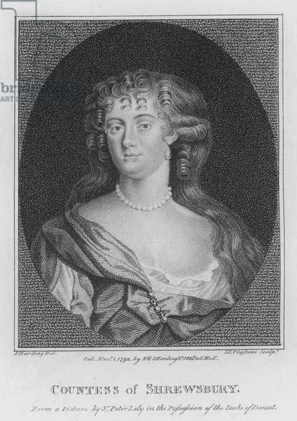 Countess of Shrewsbury (engraving)