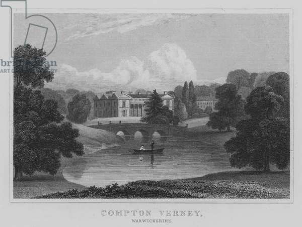Compton Verney, Warwickshire (engraving)
