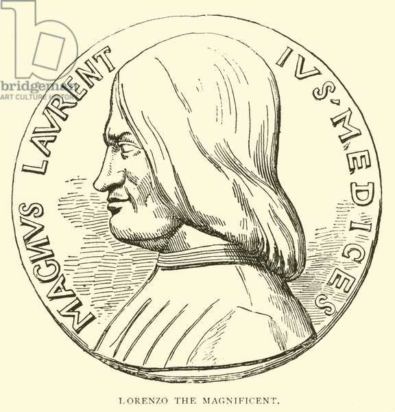 Lorenzo the Magnificent (engraving)
