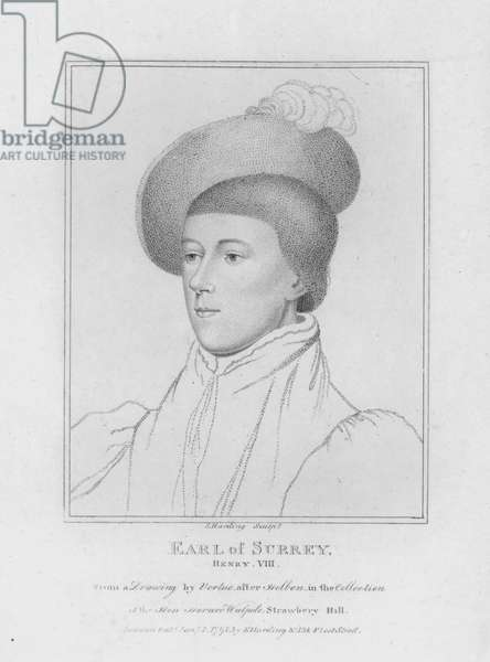 Earl of Surrey (engraving)