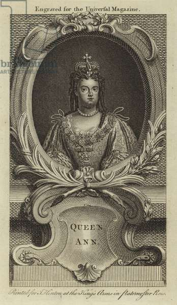 Queen Ann (engraving)