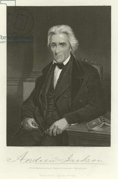 Andrew Jackson (engraving)