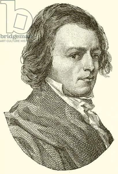 Alfred Tennyson (engraving)