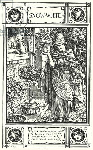 Snow-White (engraving)
