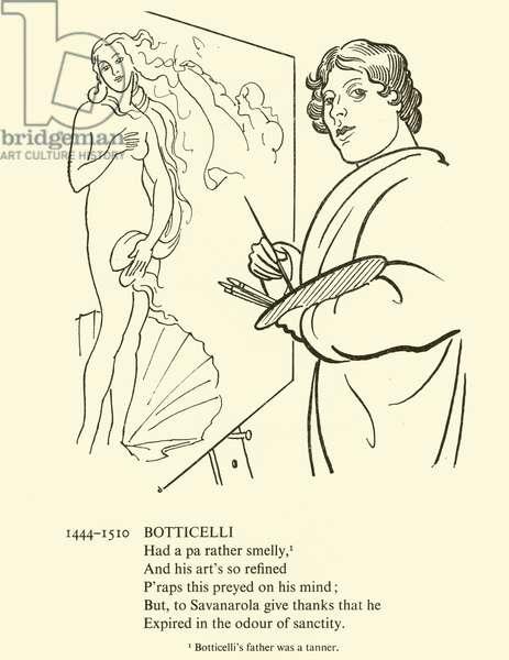 Botticelli (litho)
